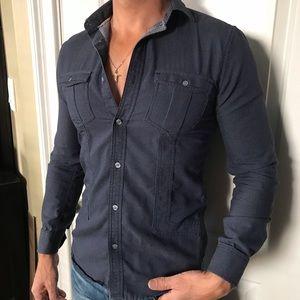 AX Dress shirt , size small